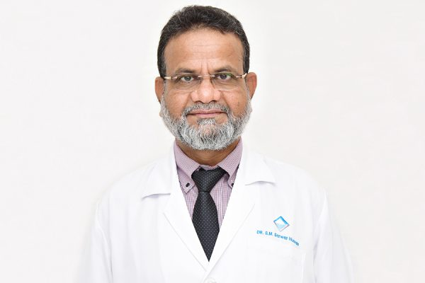 Dr. Syed Mohammad Sarwar Hussain