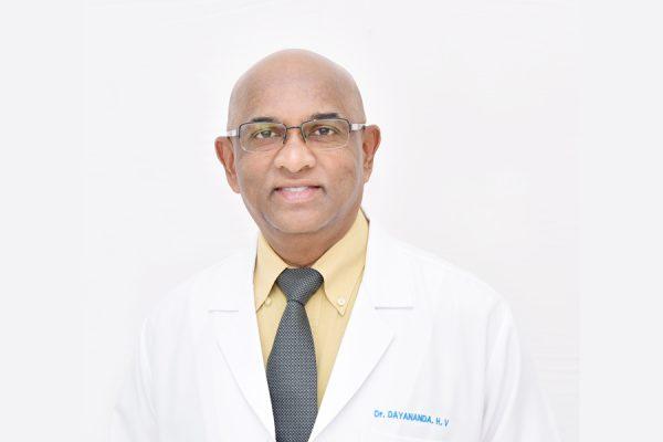 Dr. Dayananda H. Veeranna