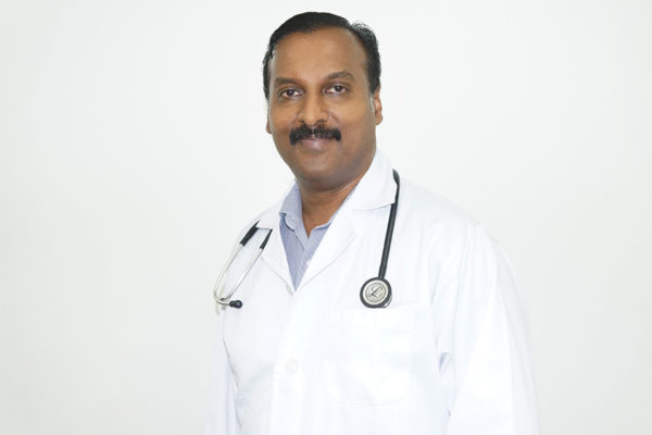 Dr. Salim Babu